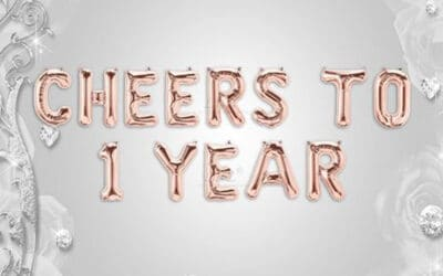 Cheers to One Year!